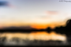 After Sunset Blur