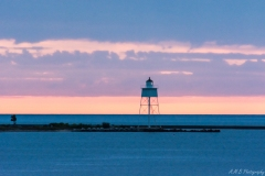 Grand Marais Bay, Harbor of Refuge, Inner Lighthouse