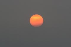 Hazy Sunset II