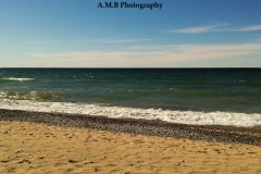 Lake Superior in Grand Marais, Michigan. Captured in August of 2014 on our vacation. We love it there!