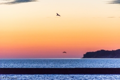 Sun's Rising on Lake Superior II