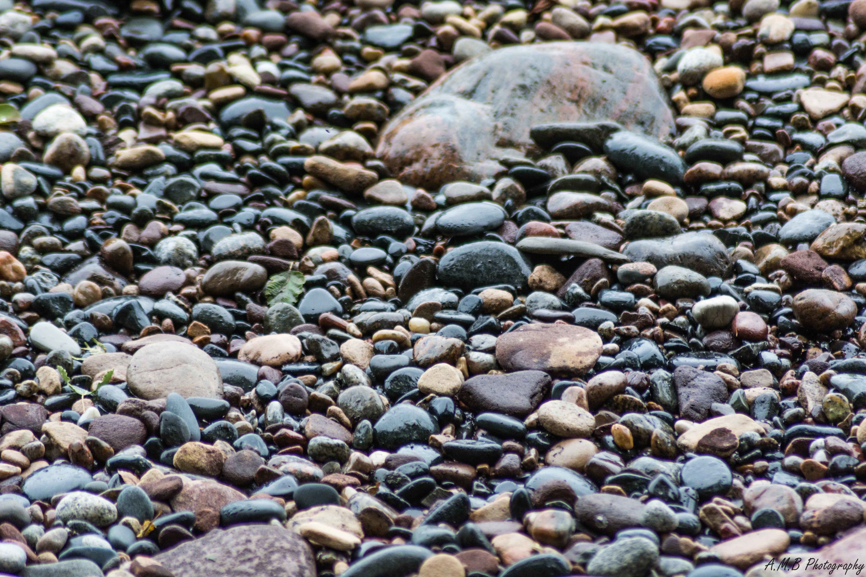 Rocks Along Lake Superior