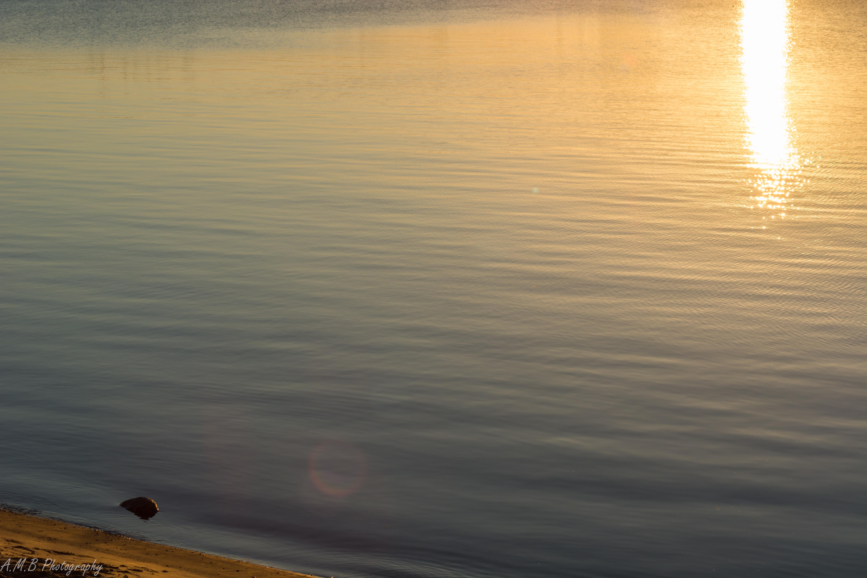 Sunrise on Lake Huron II