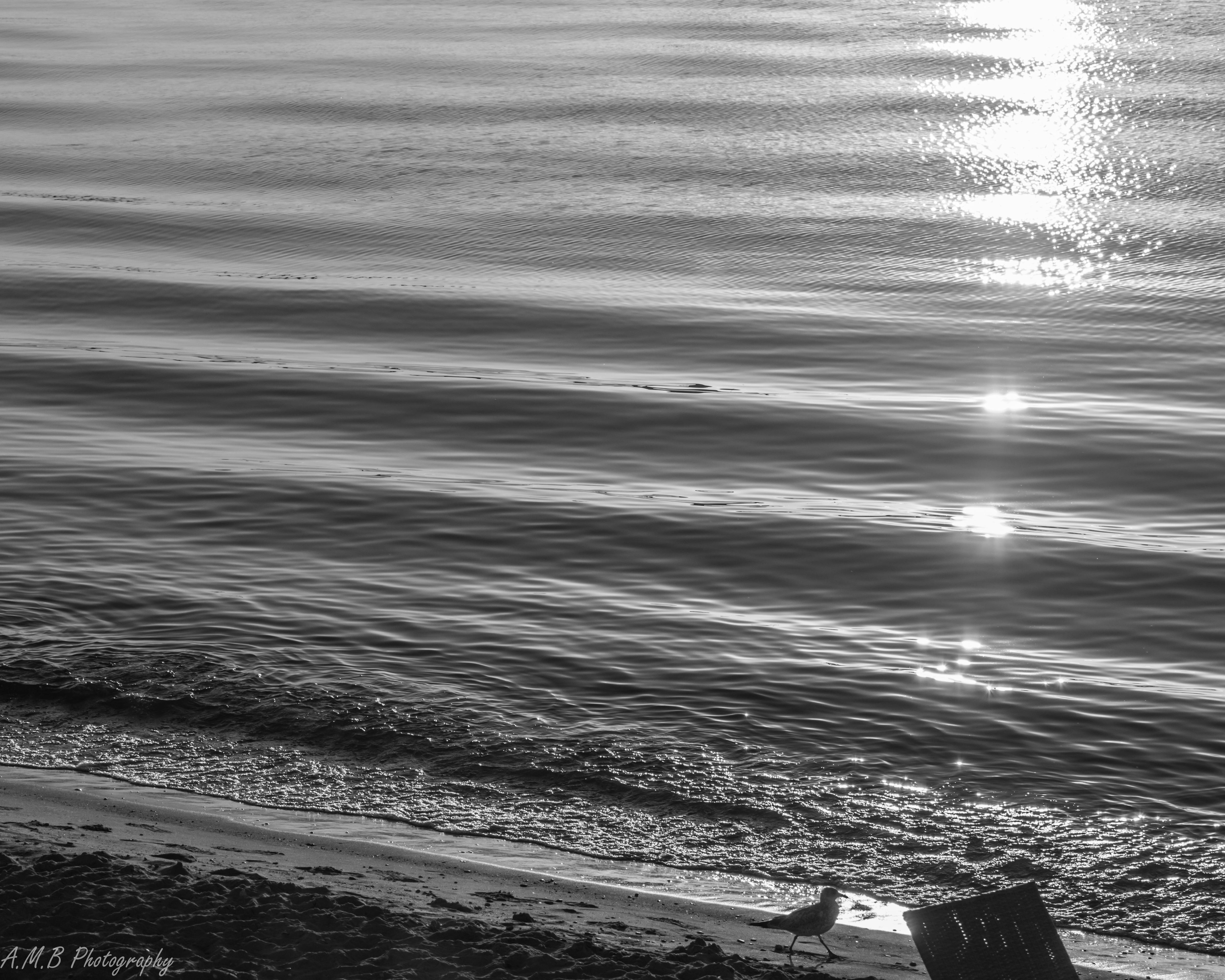 Sunrise on Lake Huron V