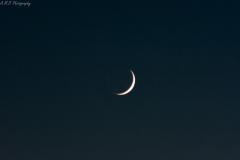 Waning Crescent Moon II