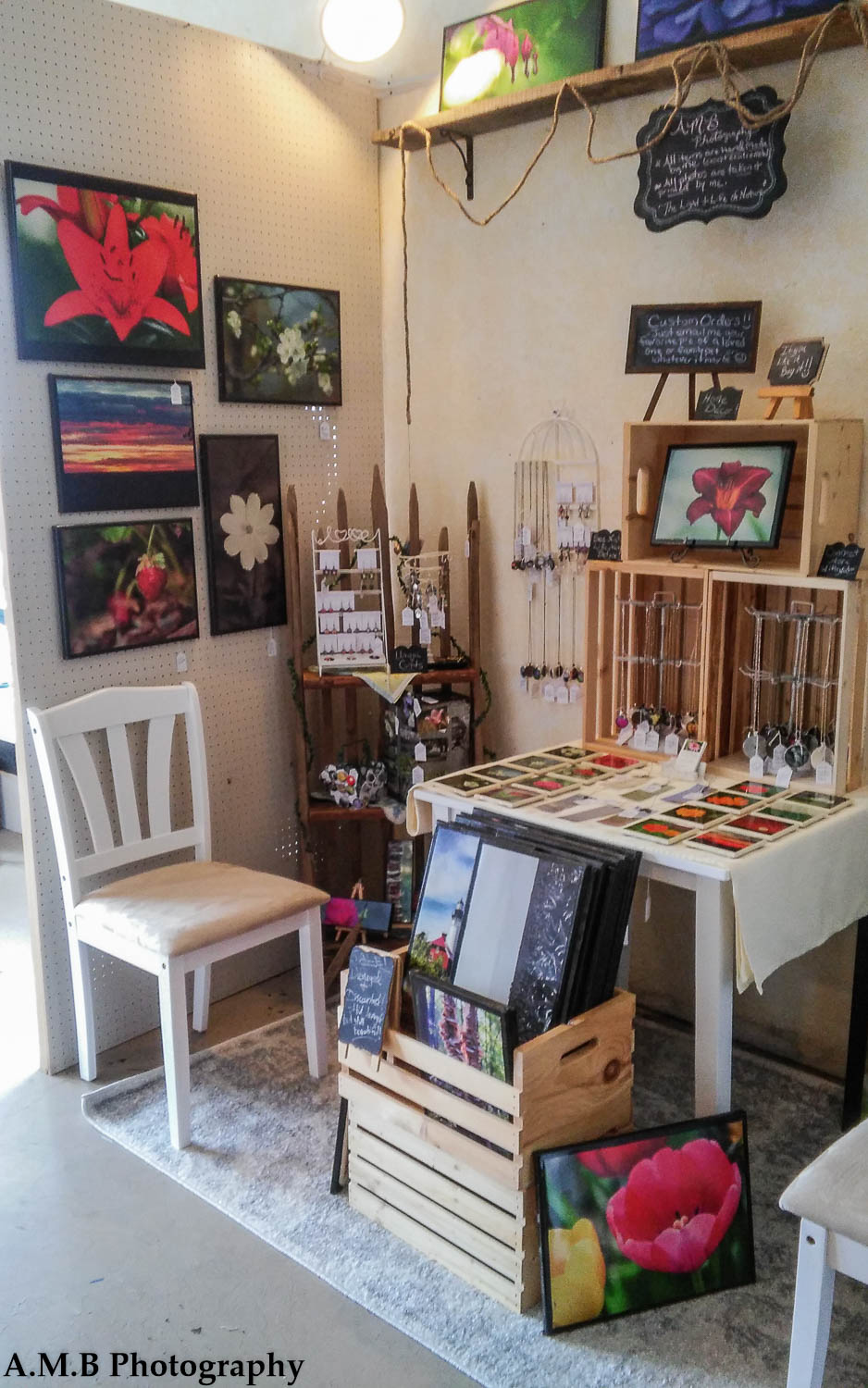 Kountry Nook - Large Booth II