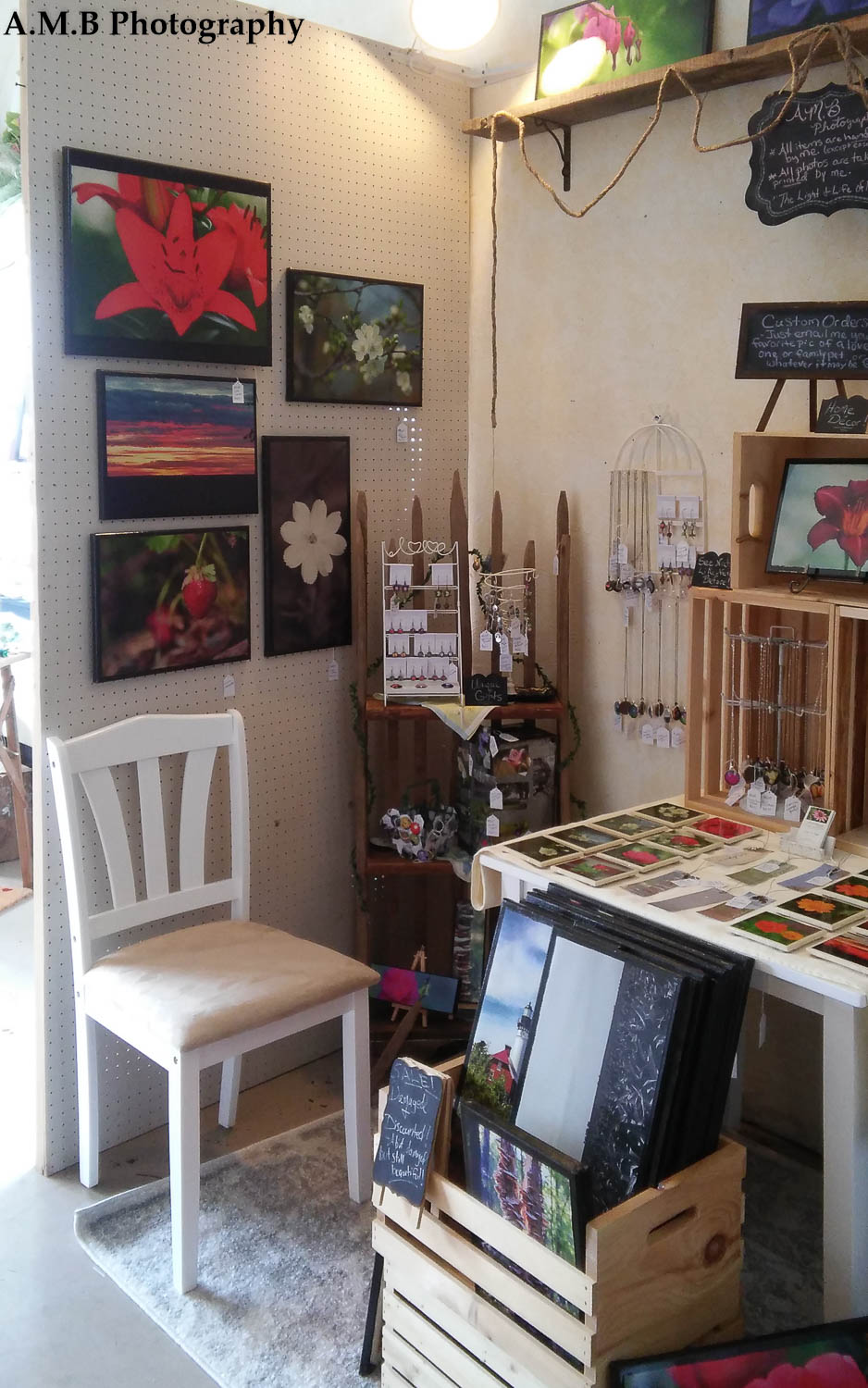 Kountry Nook - Large Booth IV