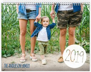 Calendar Choice #5 Cover