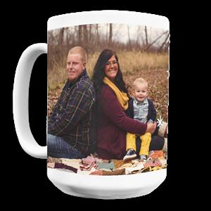 Mug Choice #11 - Back