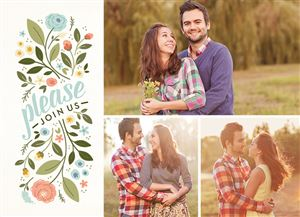Save the Date Choice #3 - Front