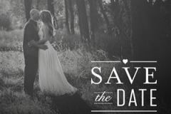 Save the Date Choice #2 - Front