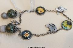 Artisan Photo Charm Bracelet