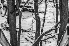 Snowy Stairs II